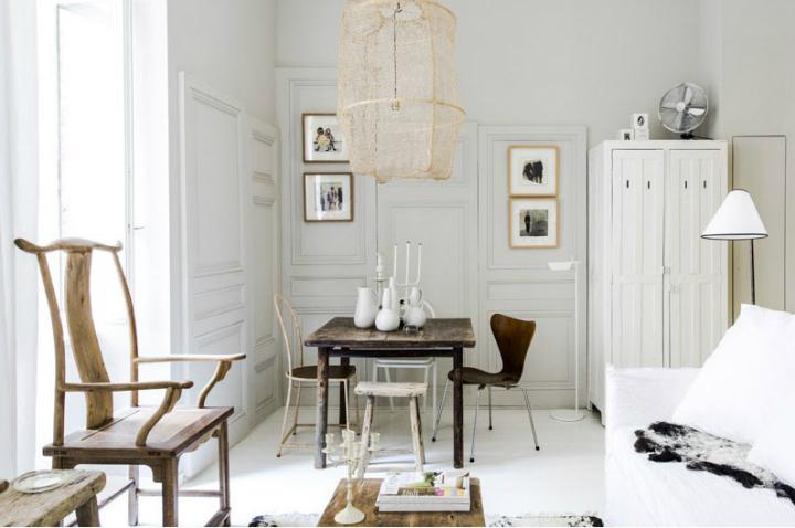 377ft2 Studio Apartment interior design 6