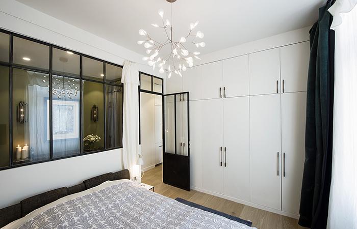 contemporary french apartment interior design 10