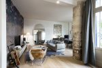 contemporary french apartment interior design