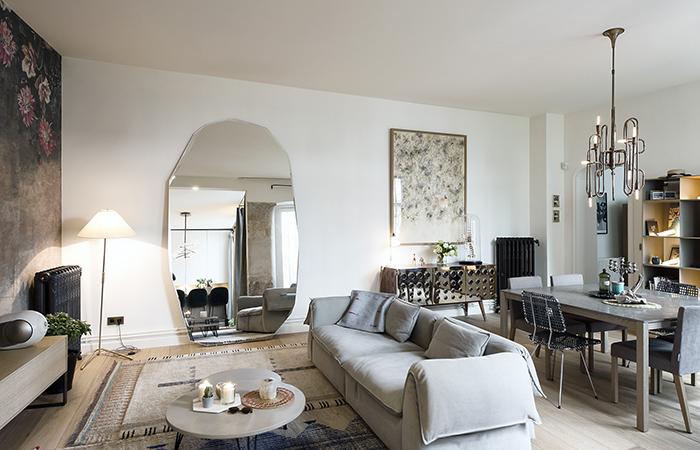 contemporary french apartment interior design 2