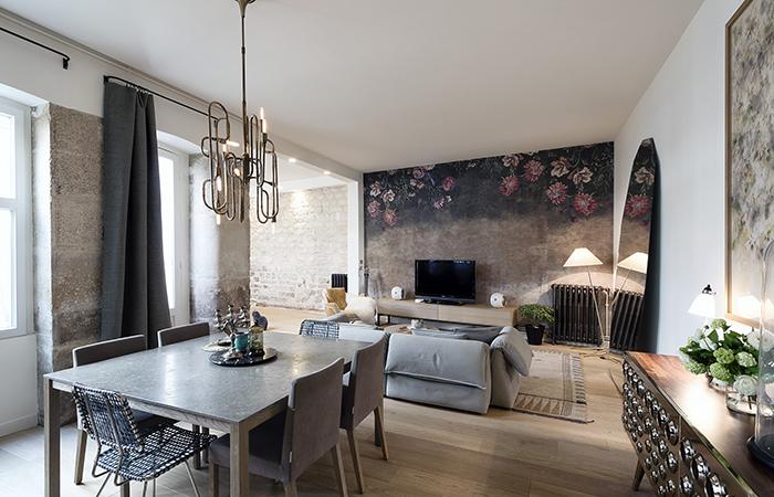 contemporary french apartment interior design 3
