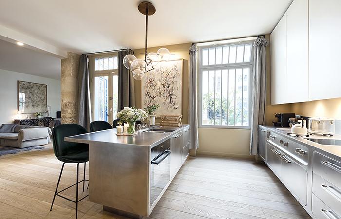 contemporary french apartment interior design 4