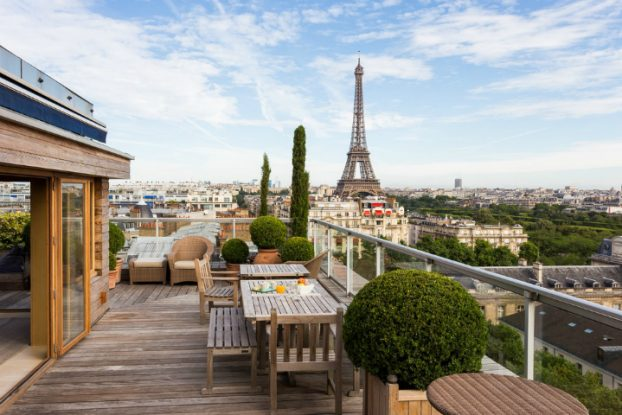 The Exotic Apartment in The City of Light