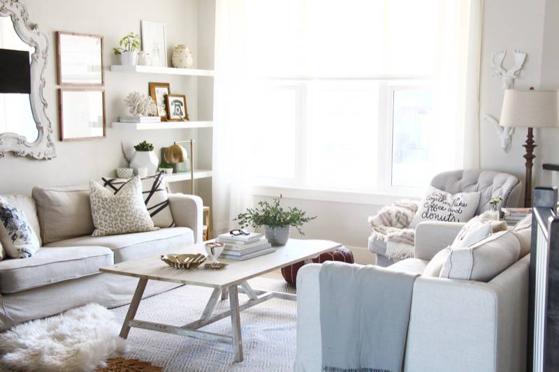 Super Cozy and Stylish On A Budget Home interior design 6