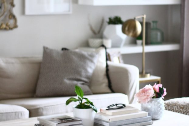 Super Cozy and Stylish On A Budget Home interior design