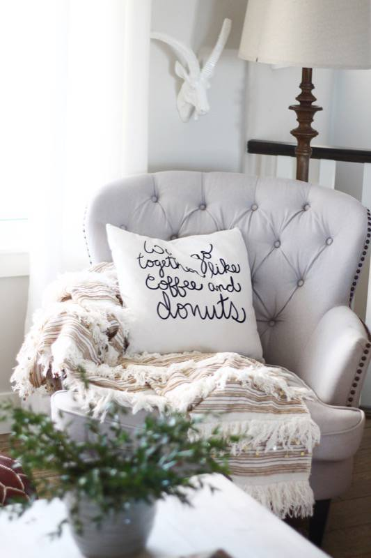 Super Cozy and Stylish On A Budget Home interior design 7