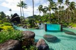 Laucala swimming pool