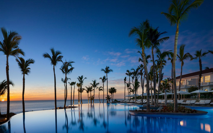 One & Only Palmilla swimming pool