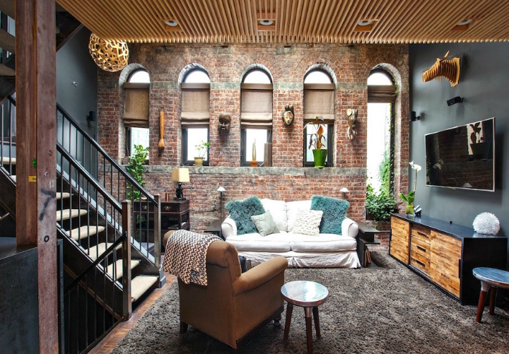 The $2M Skylit Soho Loft that is Everyone's Dream Love Nest