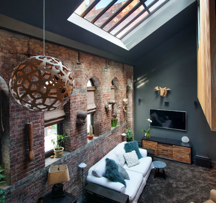 The $2M Skylit Soho Loft that is Everyone's Dream Love Nest 2