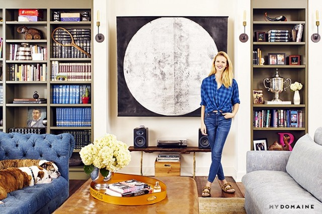 Brooklyn Decker's Eclectic Happy Texas Home 4