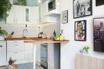 Color-Filled Budget-Savvy Prague Apartment