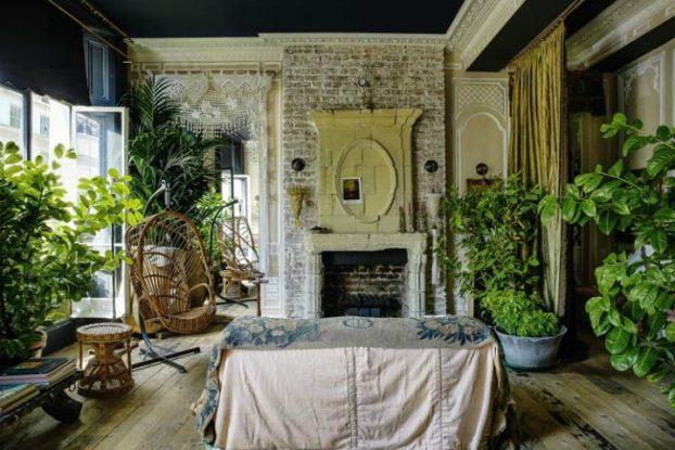 European Meets Bohemian in London's Little Venice Apartment