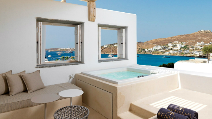 Kenshō Boutique Hotel & Suites On Mykonos 16