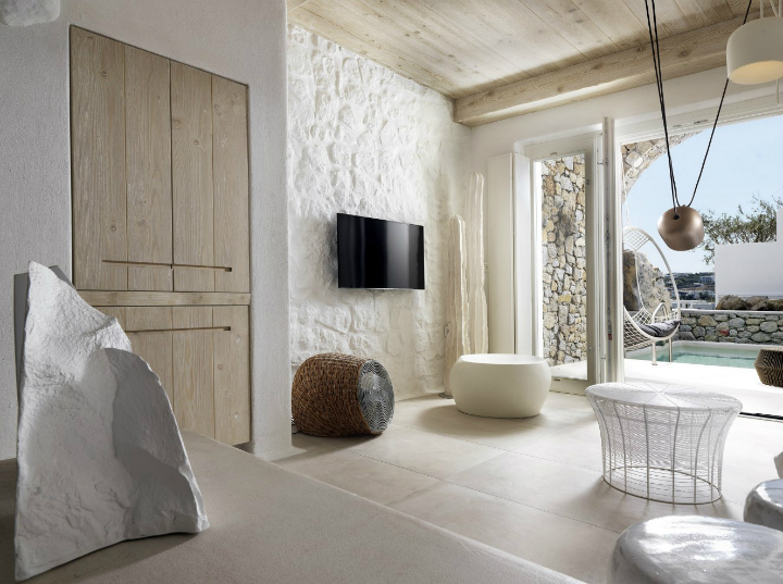 Kenshō Boutique Hotel & Suites On Mykonos 17