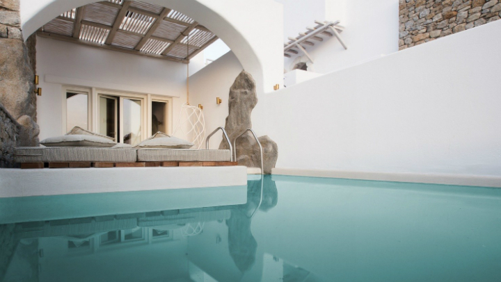 Kenshō Boutique Hotel & Suites On Mykonos 26