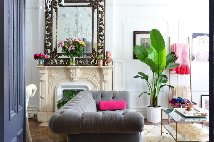 Meet the Magnificent Jae and Devin's dramatic Home decor