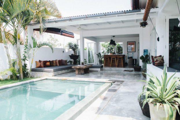 bautiful villa in Bali