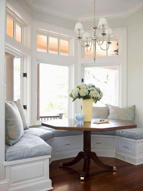 10 Ways To Create A Cozy Breakfast Nook Decoholic
