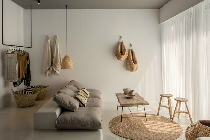Casa Cook: Bringing an Urban Beat to the Beach   bohemian hotel design on greek island 22