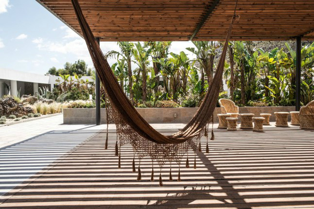 Casa Cook: Bringing an Urban Beat to the Beach   bohemian hotel design on greek island 29