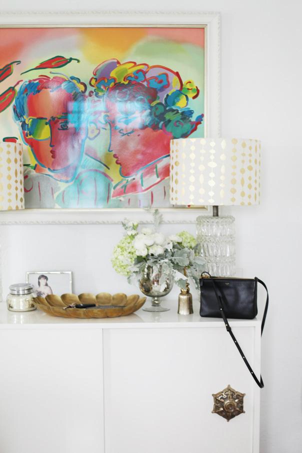 Boho Glam Home interior 7