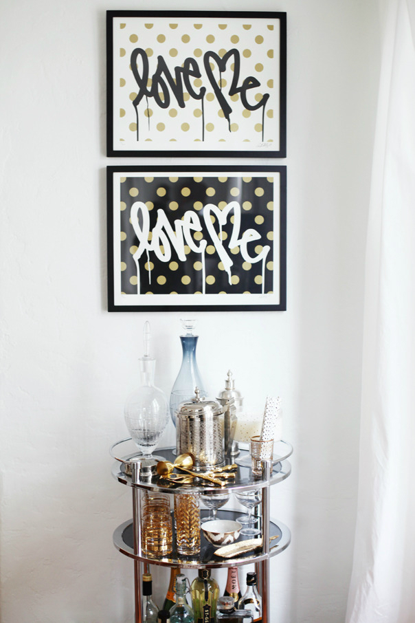 Boho Glam Home interior 9