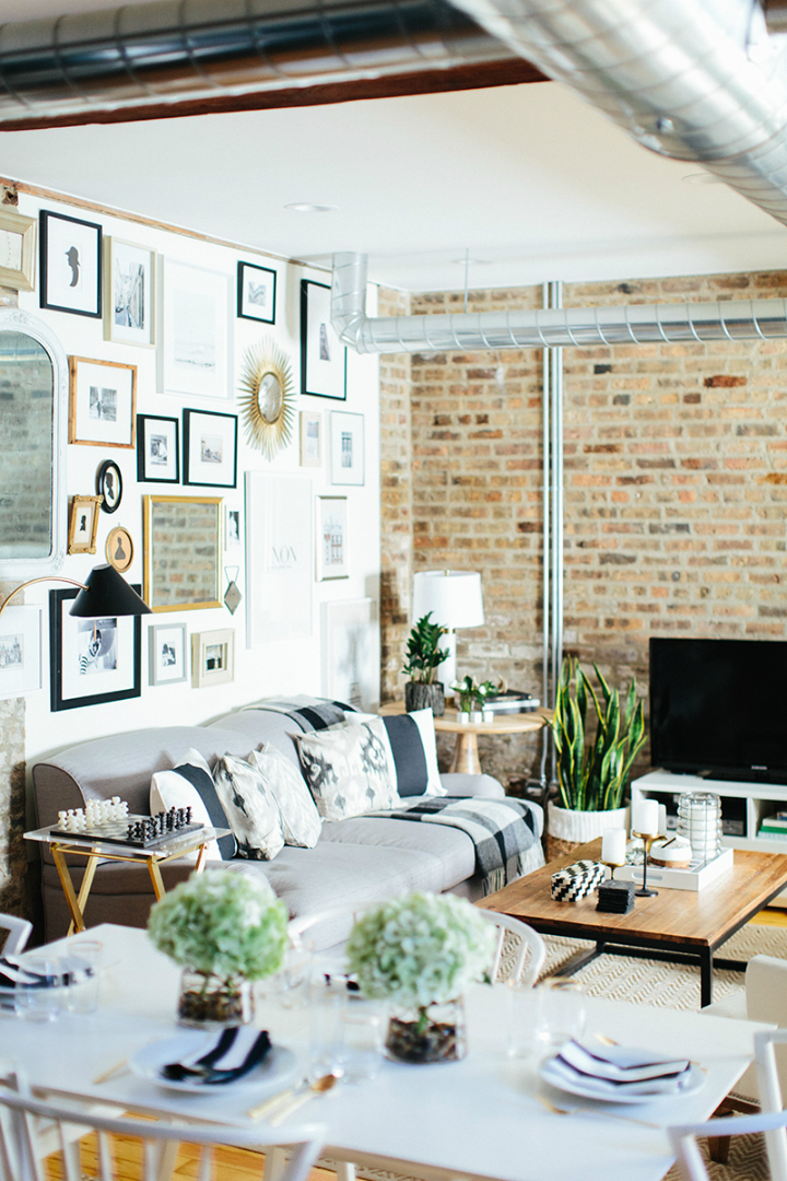 The Everygirl Cofounders' Amazing Chicago Home and Office 20