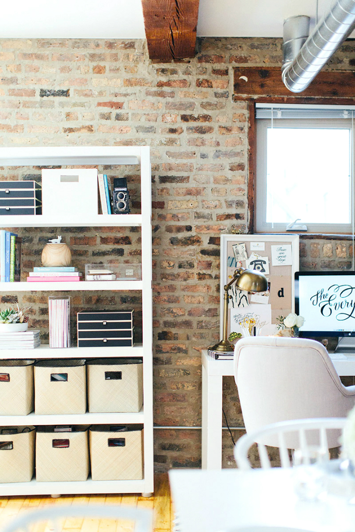 The Everygirl Cofounders' Amazing Chicago Home and Office 28