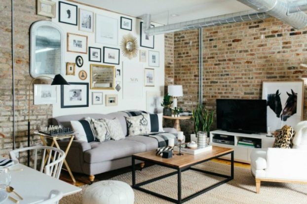 The Everygirl Cofounders' Amazing Chicago Home and Office