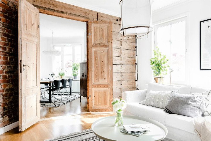 Exposed Brick, Distressed Wood, And Modern Concepts 2
