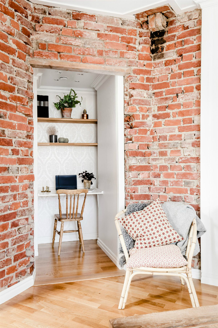Exposed Brick, Distressed Wood, And Modern Concepts 9