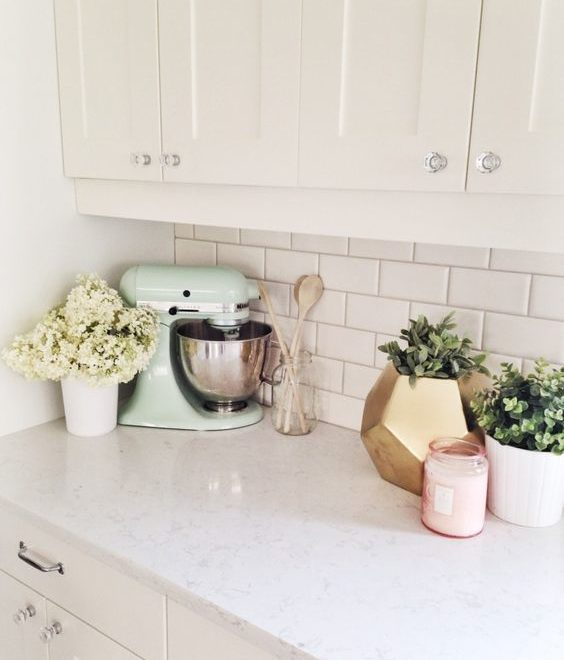 how to Style Your Kitchen Counter
