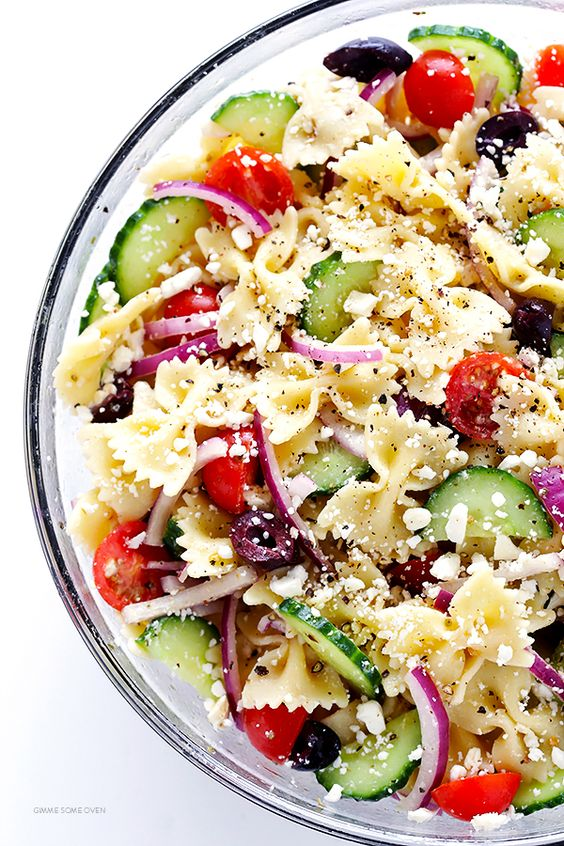 Most Pinned Salad Recipe on Pinterest 13