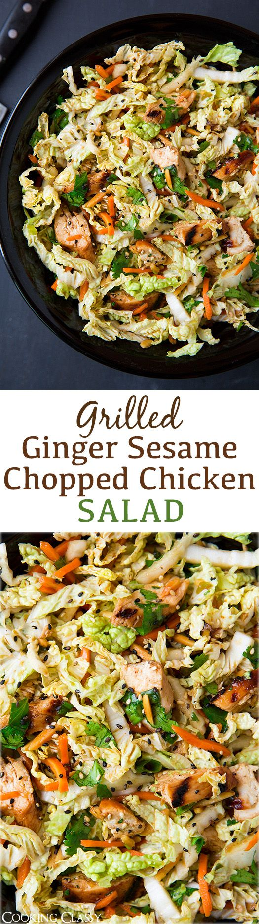 Most Pinned Salad Recipe on Pinterest 7