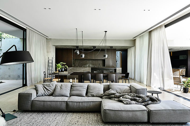 Stoic Style interior In Grey 2