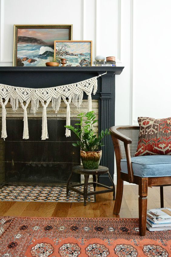 Bohemian Home Filled with Inspiration 5