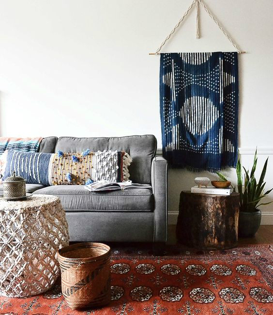 Bohemian Home Filled with Inspiration 6
