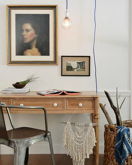 Bohemian Home Filled with Inspiration 7