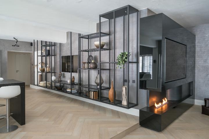 Kolenik Transforms Brussels Office Into Cosy Loft 6