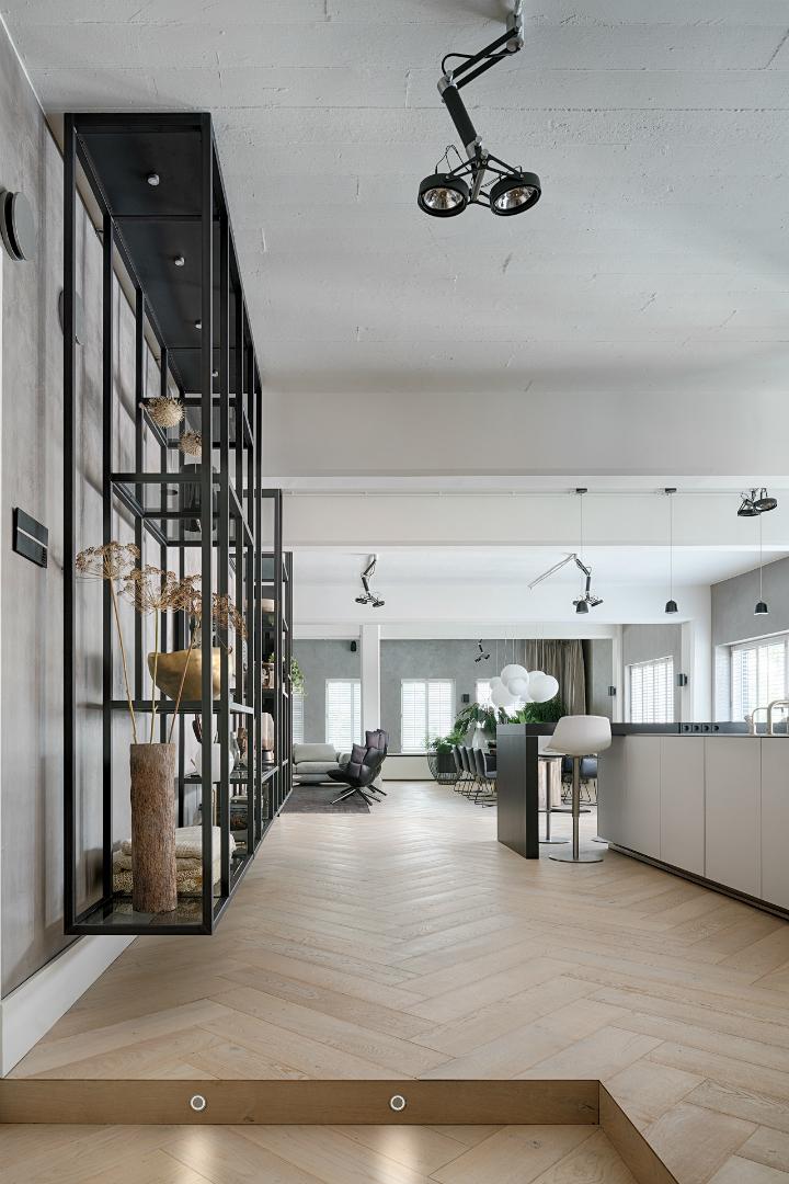 Kolenik Transforms Brussels Office Into Cosy Loft 9