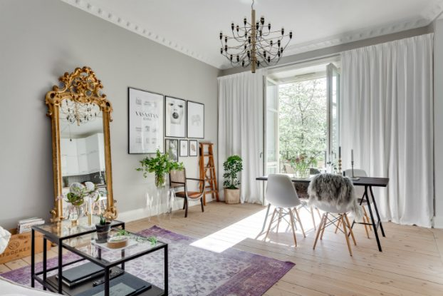 Serene and and Sustainable Interior Design