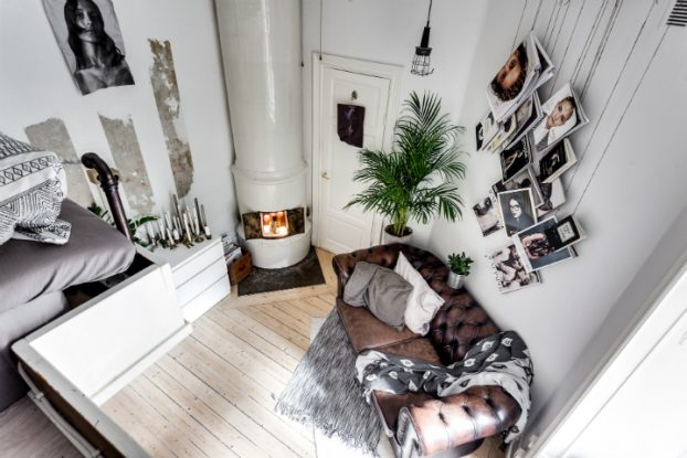 A Small Space With Big Ideas