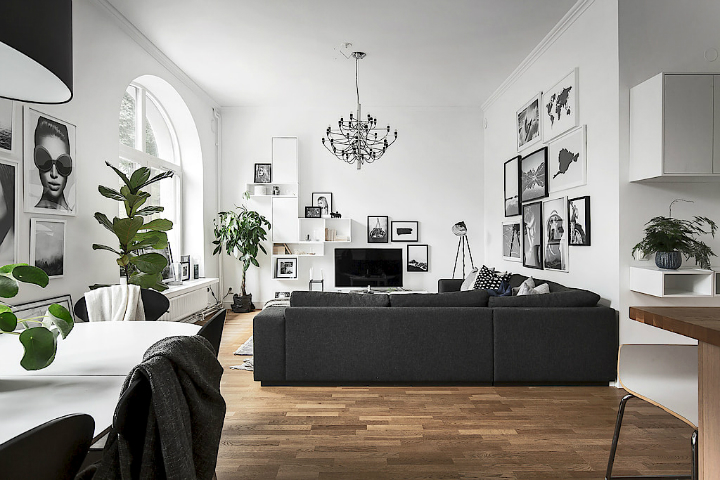A Fantastic Apartment with an Unbridled View of Kronobergsparken, Stockholm 2