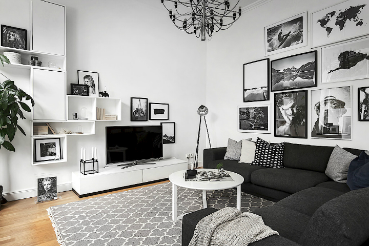 A Fantastic Apartment with an Unbridled View of Kronobergsparken, Stockholm 4