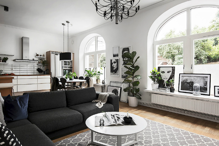 A Fantastic Apartment with an Unbridled View of Kronobergsparken, Stockholm 5