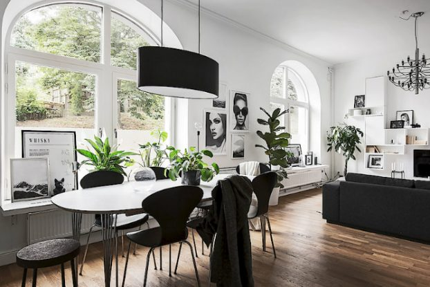 A Fantastic Apartment with an Unbridled View of Kronobergsparken, Stockholm
