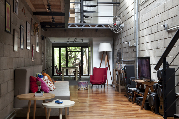 Industrial Mixed with Warmth and Charm 7
