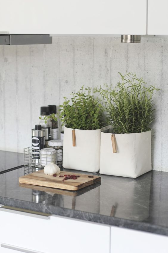 how to Style Your Kitchen Counter 7