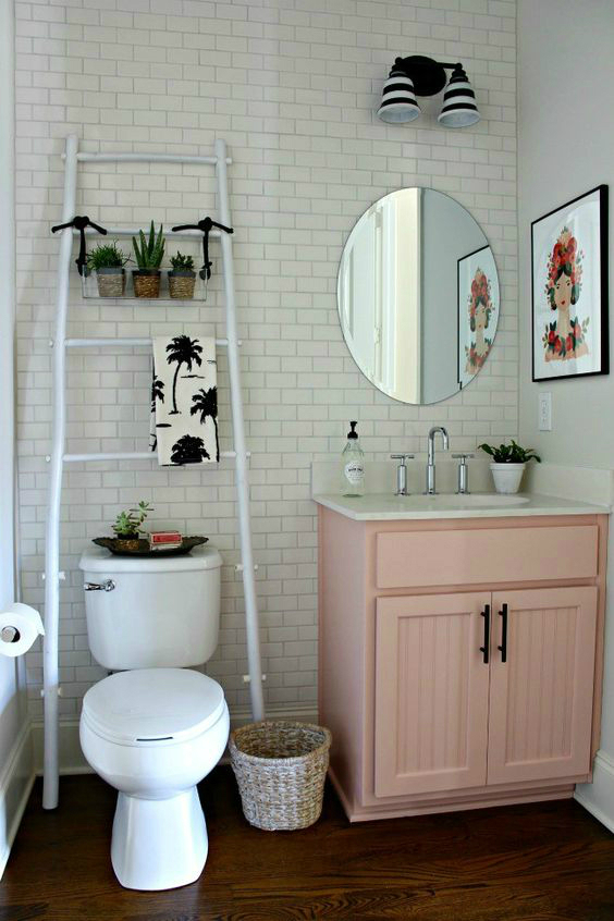 Easy Ways To Make Your Rental Bathroom Look Stylish 10